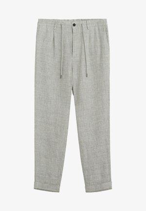 OCTOPUS - Pantalon classique - grau
