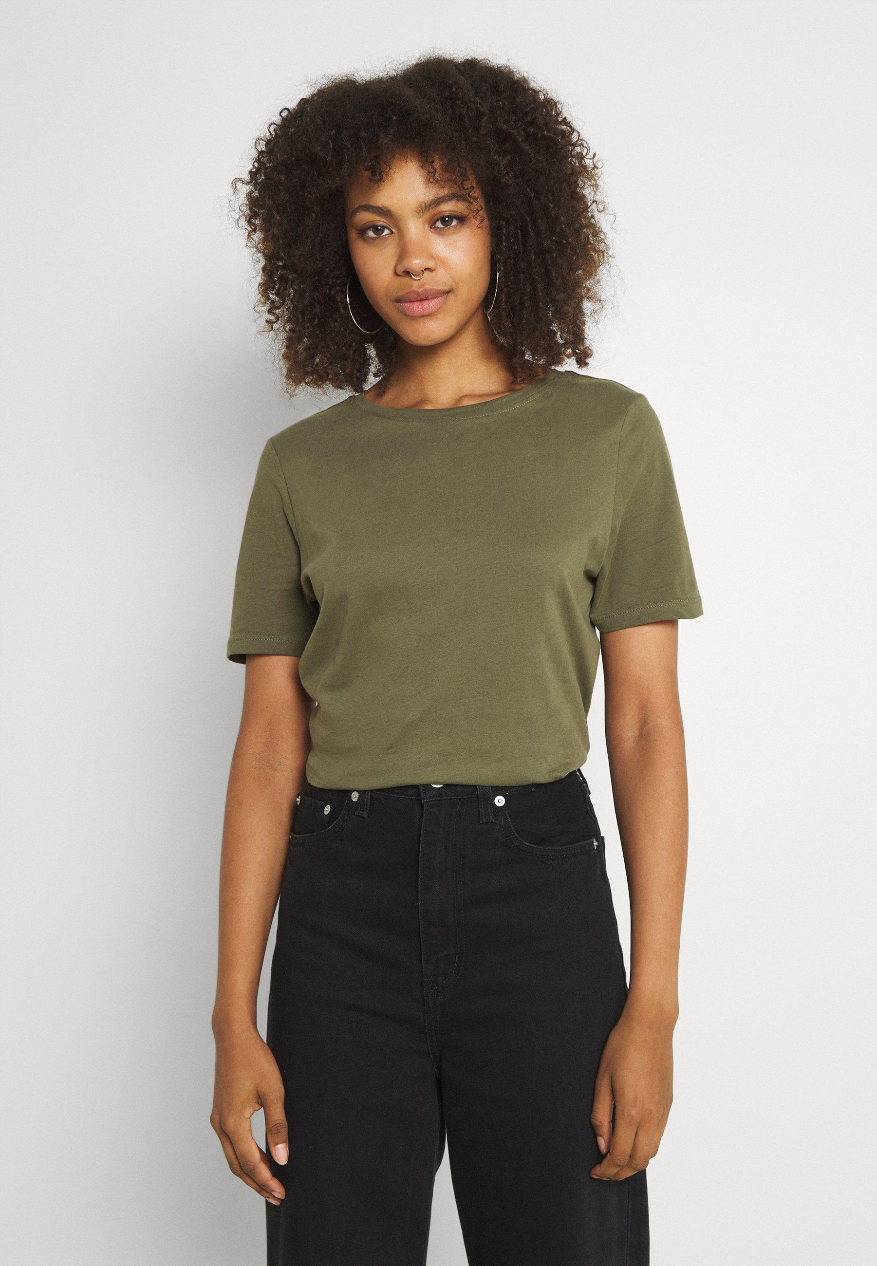 Damen ONLBAILEY LONG - T-Shirt basic