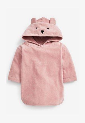 TOWELLING - Jerseykleid - pink