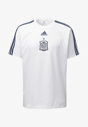 SPAIN SEASONAL SPECIAL T-SHIRT - National team wear - white