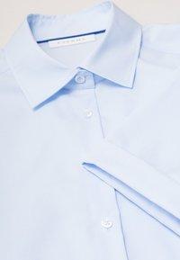 Eterna - MODERN CLASSIC - Button-down blouse - hellblau - 4