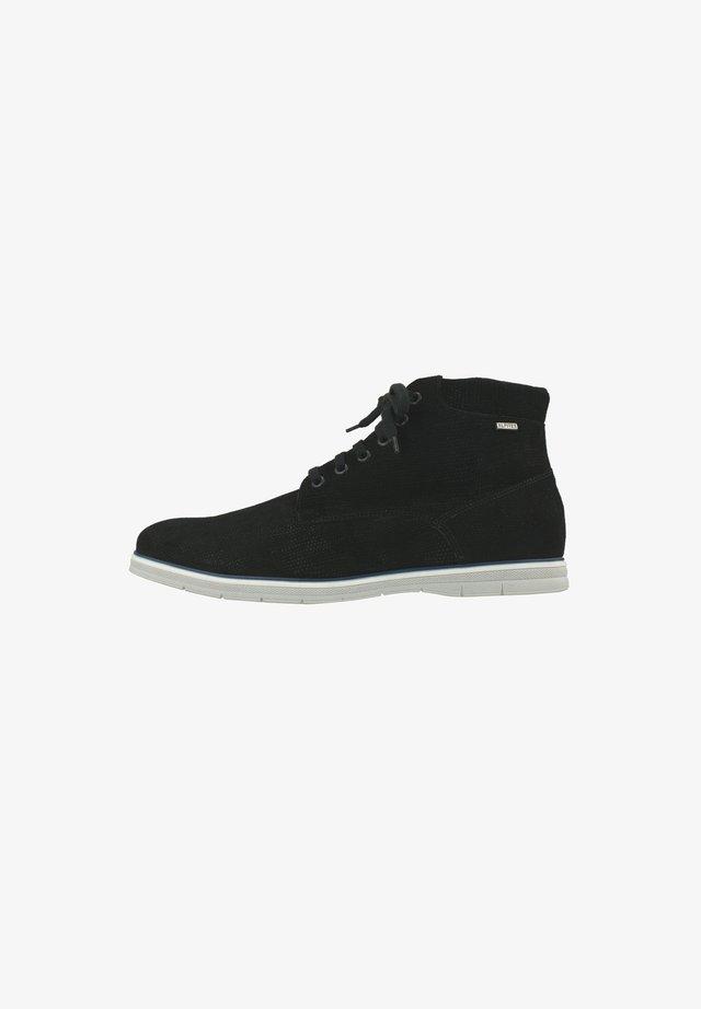 DAMIANO - Casual lace-ups - schwarz