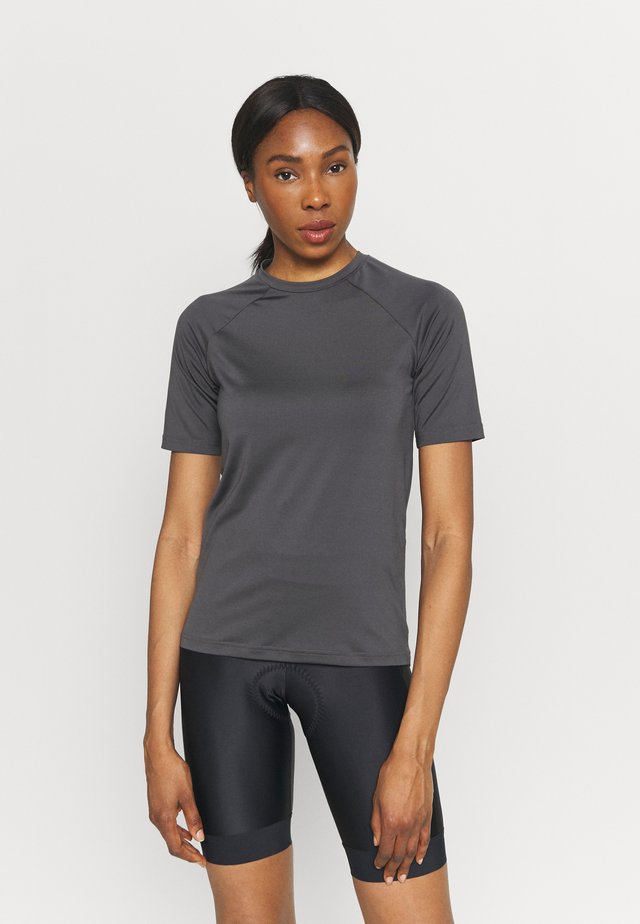 REFORM ENDURO LIGHT TEE - T-shirt print - sylvanite grey