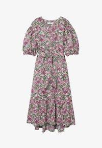 Mango - Maxi dress - rosa - 5