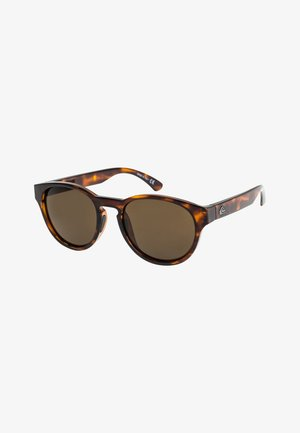 Sunglasses - matt tortoise brown/brown