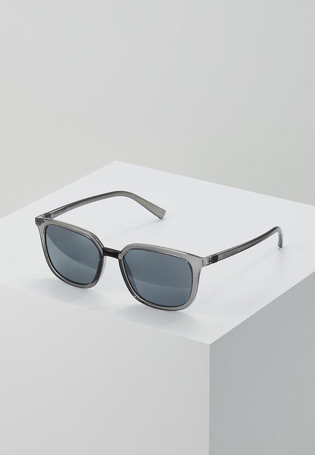 Lunettes de soleil - light grey/mirror black