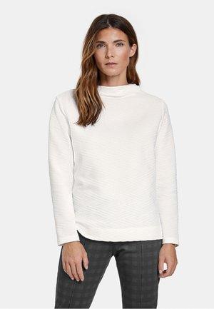 MIT STRUKTUR - Long sleeved top - off white