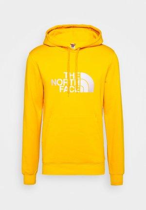 DREW PEAK HOODIE - Hoodie - gold/white