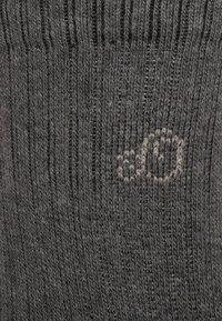 s.Oliver - CLASSIC SPORT 6 PACK - Strumpor - grey - 2
