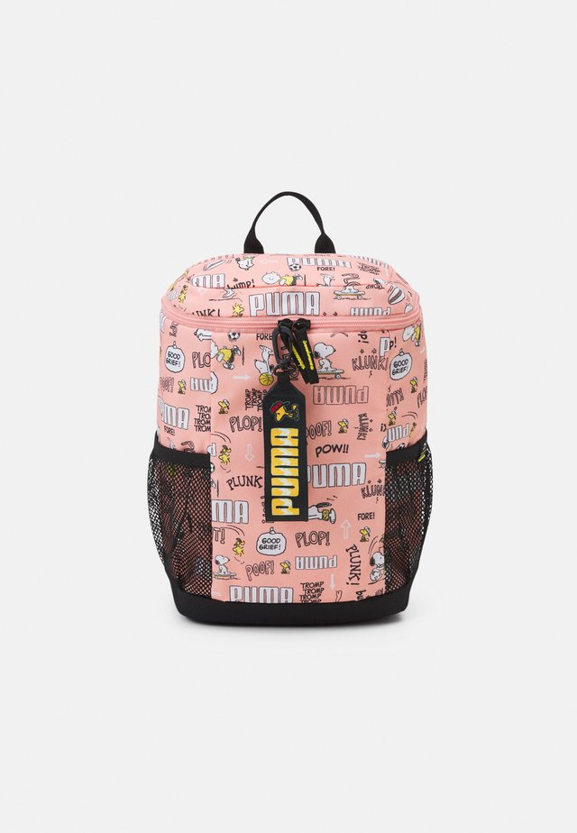 PEANUTS BACKPACK UNISEX - Reppu - apricot blush