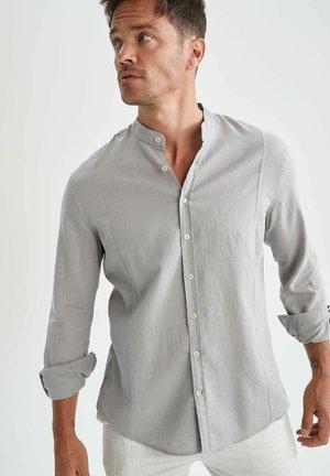 MODERN FIT - Skjorta - grey