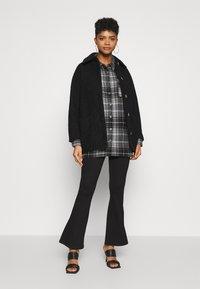Topshop - OREGON - Classic coat - black - 1