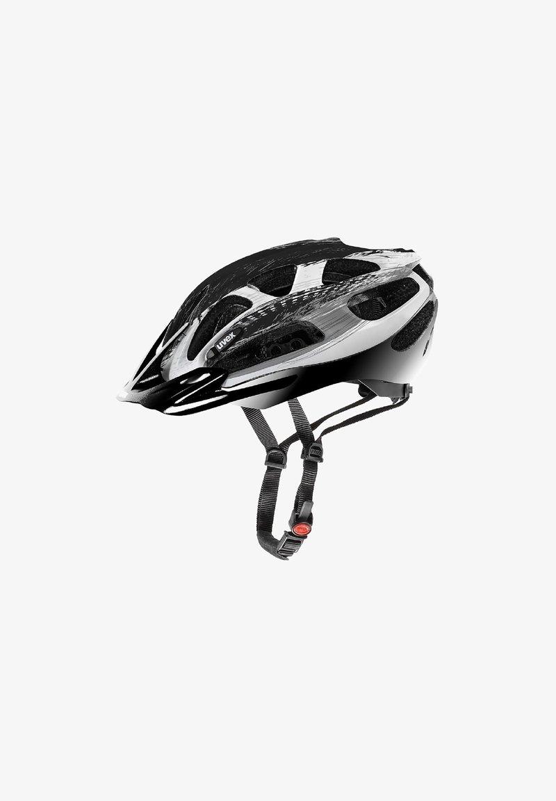 Uvex - MANDANT SUPERSONIC - Helmet - silver black (s41076014)