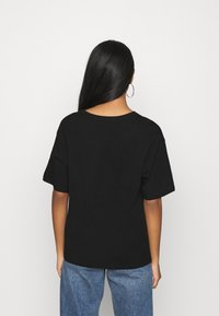 Even&Odd - Basic T-shirt - black - 2
