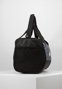 Nike Performance - DUFF 9.0 - Bolsa de deporte - flint grey/black/white - 3