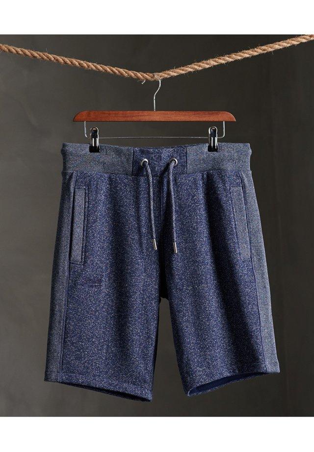 CLASSIC  - Shorts - atlantic navy birdseye