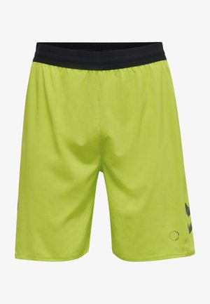 Sports shorts - lime punch