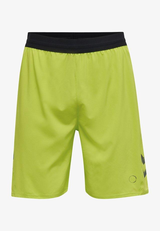 Korte broeken - lime punch