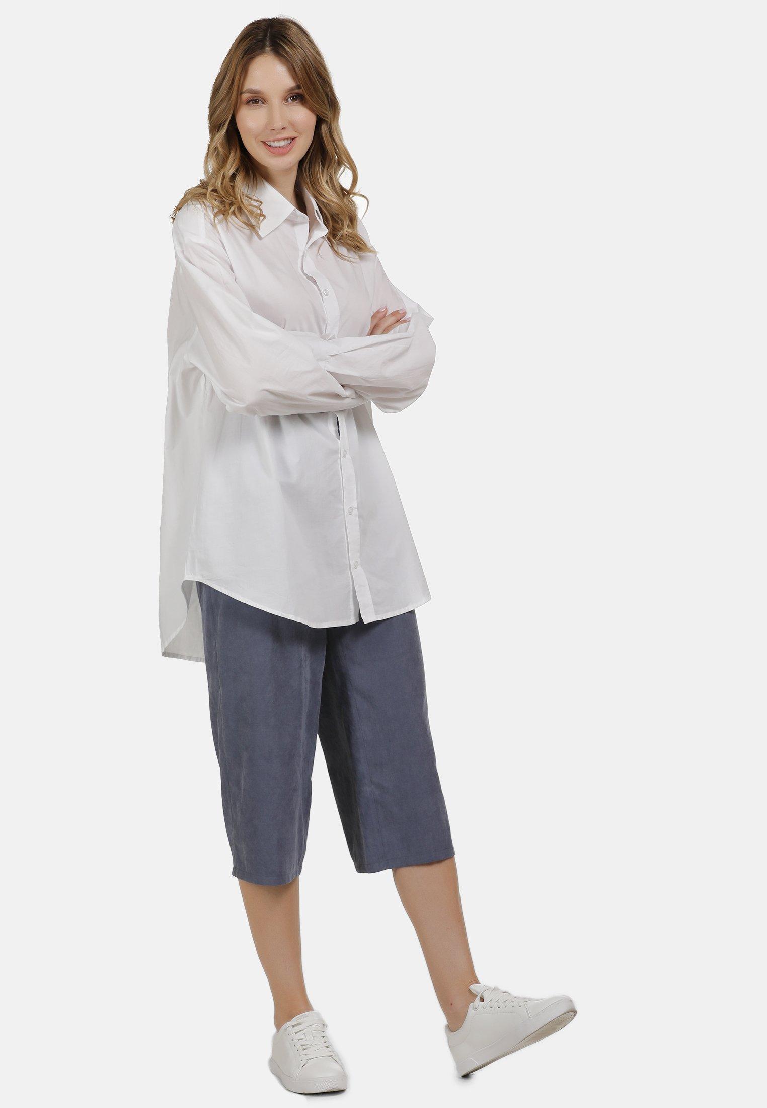 Damen BLUSE - Hemdbluse