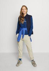CMP - WOMAN GILET - Smanicato - dark blue - 1