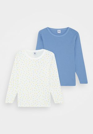 2 PACK - Long sleeved top - multicoloured