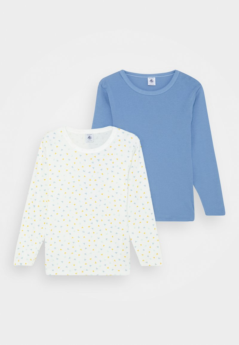 Petit Bateau - 2 PACK - Long sleeved top - multicoloured