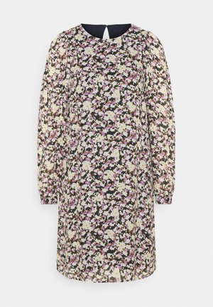 DRESS EASY SHORT STYLE ROUND NECK - Day dress - multi