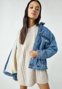 PULL&BEAR - Denim jacket - blue - 4