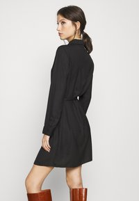 ONLY - ONLEVERLY LONG  - Button-down blouse - black - 2