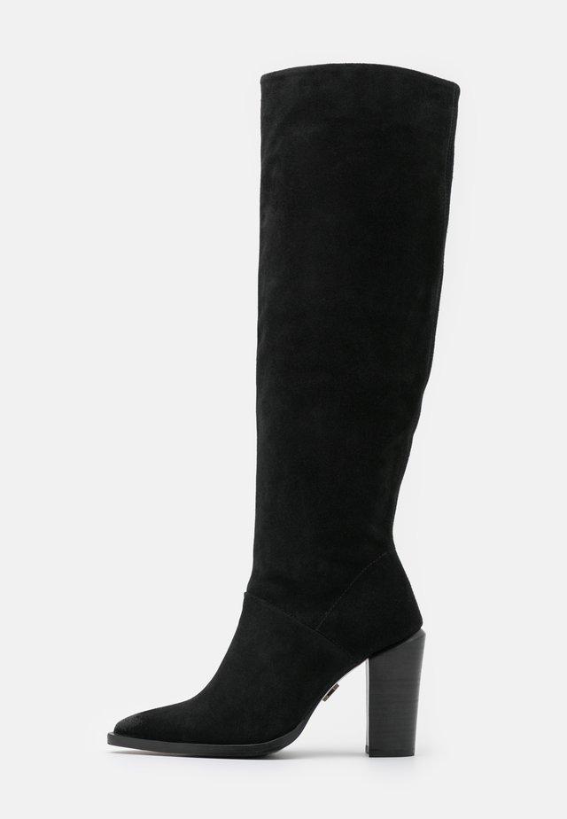 NEW AMERICANA - High Heel Stiefel - black