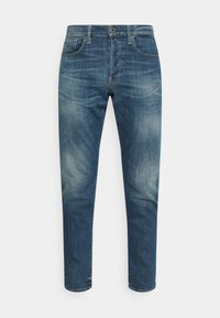 G-Star - 3301 STRAIGHT TAPERED - Straight leg jeans - faded spruce blue - 3