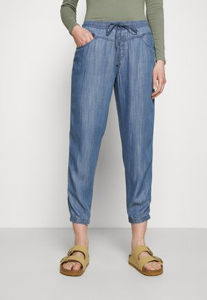 Trousers - blue medium