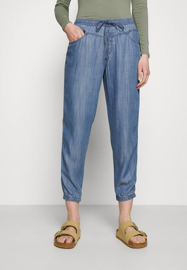 Pantalones - blue medium