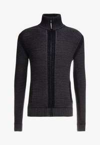 Petrol Industries - Cardigan - raven grey - 5