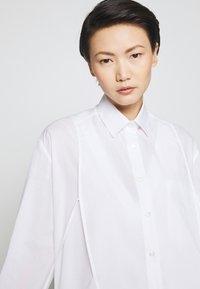 MRZ - BLOUSE - Koszula - white - 4