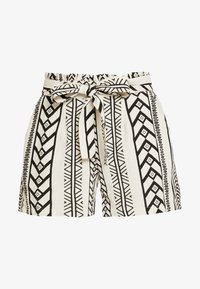 Vero Moda - Shorts - birch/black - 4