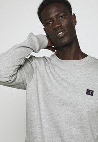 Les Deux - PIECE - Sweatshirt - light grey melange - 5
