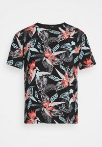 ONSKLOP LIFE TEE - Print T-shirt - black