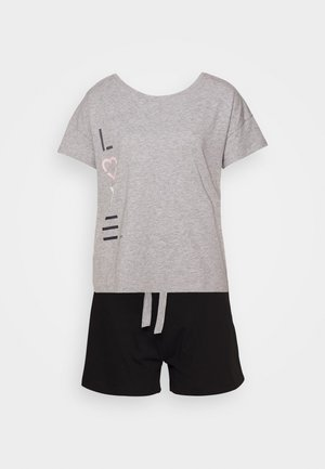 GOLDAH SET - Pyjama - light grey