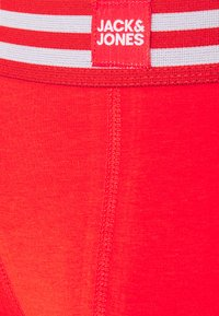 Jack & Jones - JACSPORTY LOOK TRUNKS 3 PACK - Pants - black/surf the web/firey red - 6