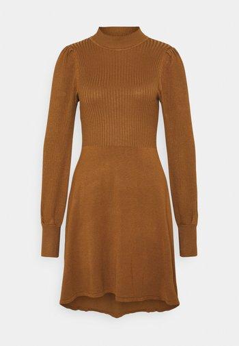 ONLYARA DRESS - Jumper dress - rubber