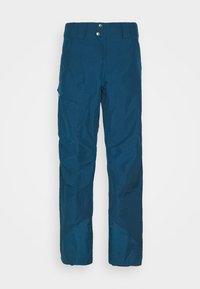 POWDER BOWL PANTS - Skibroek - crater blue