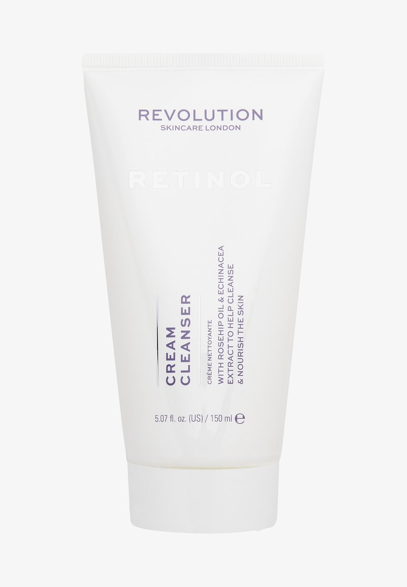 Revolution Skincare - RETINOL CREAM CLEANSER - Cleanser - -