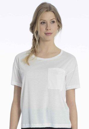 Basic T-shirt - star white