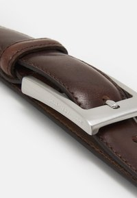 Selected Homme - SLHFILLIP FORMAL BELT - Belt - demitasse - 2