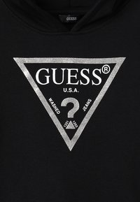 Guess - ACTIVEWEAR CORE - Mikina - jet black/frost - 3
