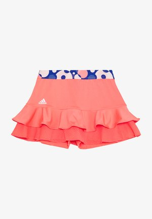 FRILL SKIRT - Gonna sportivo - red