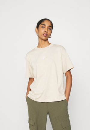 T-shirt con stampa - oatmeal
