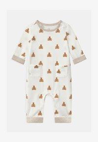GAP - BEAR UNISEX - Pyjama - ivory frost - 0