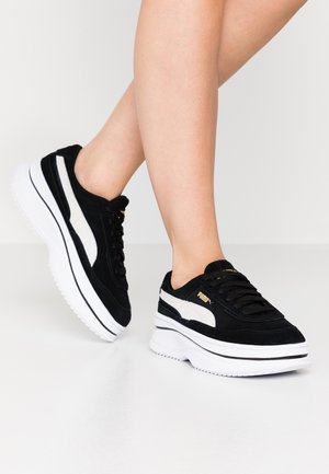 DEVA  - Trainers - black/marshmallow